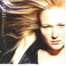 JEWEL Down So Long Carded Sleeve FAT BOY LIVE German CD Single 2TRX USA Seller