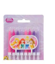 Disney Princesses Birthday Candles with Cake Decor, 9-ct. -3 pack