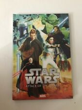 Marvel Star Wars: Attack of the Clones by Henry Gilroy (2016, Hardcover)