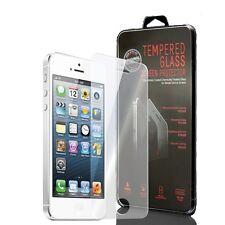 2x Premium Schutzfolie f. iPhone 4/4s Echt 2,5D Tempered Glass | RAW aus Japan !