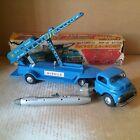 50s Vintage MATADOR ROCKET LAUNCHER KOKYU - Japan Tin Toys