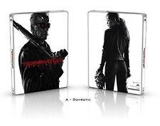 Terminator Genisys 3D & 2D Steelbook Zavvi Exclusive Limited Edition Blu Ray
