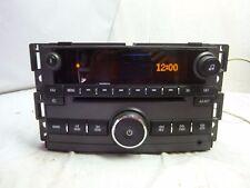 2009 09 Saturn Aura AM FM  Radio Cd Player Aux Input 25833954 MR3458