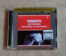 Prokofiev - Ivan The Terrible / Slatkin / Mobile Fidelity Hybrid SACD