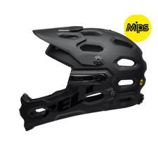 Bell Super 3R MIPS MTB Helmet 2019 Matte Black L 58-62cm