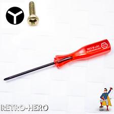 Tri wing Schrauben Dreher Nintendo Game Boy Classic Color Y Form Schraubenzieher