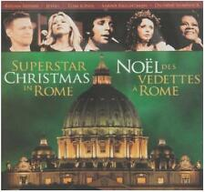 5 NEW CDs Superstar Christmas in Rome WHOLESALE LOT Bryan Adams,Jewel,Tom Jones+