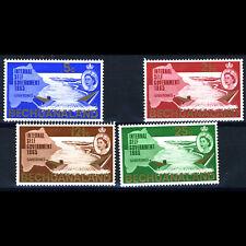 BECHUANALAND 1965 New Constitution. SG 186-189. Mint Never Hinged. (AF025)