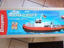 Schlepper Taucher O. Wulf 6 Graupner # 2072