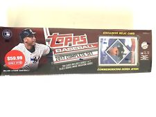 2017 TOPPS  BASEBALL COMPLETE FACTORY SET W/ROOKIE VARIATIONS +JETER RELIC