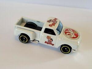 Hot Wheels BOBS BIG BOY 1969 CHEVY stepside  pickup truck custom