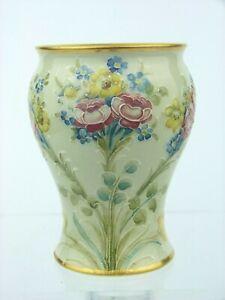 An Exquisite Wm Moorcroft for Ja's Macintyre Floral Spray on Celadon Vase. C1908