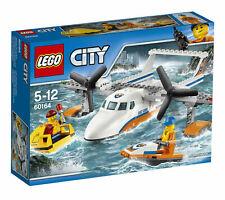 LEGO® City Coast Guard Sea Rescue Plane 60164 NEW SEALED