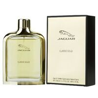 Jaguar Classic Gold by Jaguar 3.4 oz EDT Cologne for Men New In Box