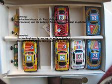 NOS meccanici Spielwaren Brandenburg MSB giocattoli di latta tin car DDR modello di auto