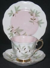 "Royal Albert Trio Braemar Pattern Cup/Saucer/6.25"" Plate Excellent Condition"