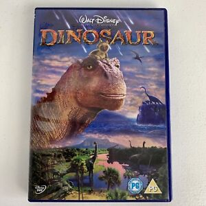 Walt Disney Dinosaur DVD 2001 Movie
