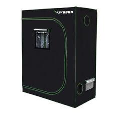"VIVOSUN 48""x24""x60"" Indoor Hydroponics Mylar Reflective Grow Tent Room 2' x 4'"