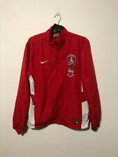 Charlton Athletic Training Football Jacket Coat Medium