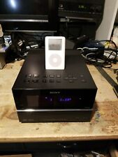 Sony CMT-BX20I Micro Hi-FI CD AM FM 30 pin iPod Dock Stereo Component Only