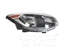 TYC Right Side Halogen Reflector Headlight Assembly For Kia Soul 2014-2019