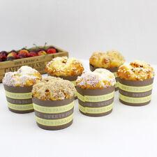 Fake Muffin Artificial Pastry Food Imitation Display Prop Bakery Cupcake