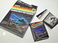 NTSC Tanks But No Tanks Complete Atari 2600 Video Game System