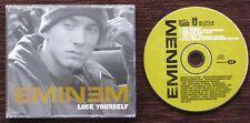 EMINEM..LOSE YOURSELF...5 TRACK AUSTRALIAN PRESSING SINGLE MUSIC CD