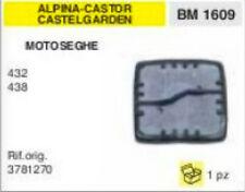 3781270 AIR FILTER CHAINSAW ALPINA CASTOR CASTELGARDEN 432 438