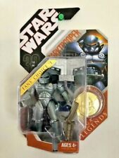 Star Wars 2007 30th Anniversary Saga Legends Fan's Choice Darktrooper UGH Gold