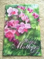 Happy Mother's Day Decorative Garden Flag