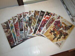 X-Men Gold Lot, #s 1-36, Annuals 1 & 2, Plus Prime #1, Complete Series Run, Nice
