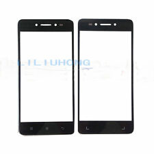 For Lenovo S90-T S90-A S90-U White Black Front Screen Glass Panel Lens Replace