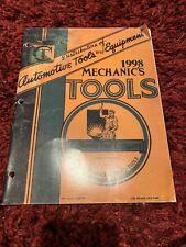 Distributors of automotive tools and equipment 1998