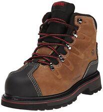 Wolverine Men Hacksaw Work Boot W10263 Waterproof/Steel Toe/Eh