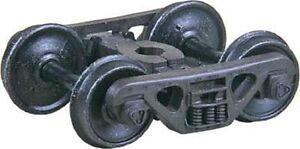 "Kadee HO scale # 1569 ~ ASF Roller Bearing 100 Ton Trucks ~ Code 88 Wheels - 36"""