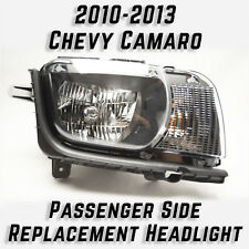 2010-13 Chevrolet Camaro Passenger Side RH Replacement Headlight GM548-B101R