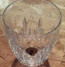 Waterford Crystal London DOF Tumbler Crystal Clear Glass Set (4)  (BRAND NEW)