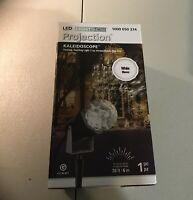 Lightshow Projection Kaleidoscope White Light ~ New