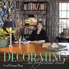 Decorating: The Professional Touch (Capital Lifestyles)-ExLibrary