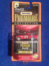1998 MATCHBOX SERIES 1 PREMIERE COLLECTIBLES 1:64 COCA COLA 1997 FORD F-150 COKE