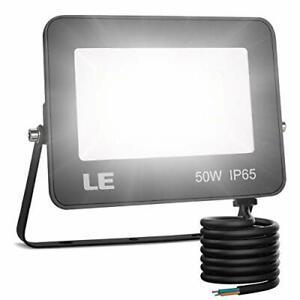 Lepro 50W Led Floodlight Outdoor, 4250lm LED Security Lights, 350W Incandescent
