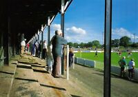 Non-League Football Ground Postcard, Bromley FC, Hayes Lane, Kent