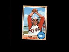 1968 Topps 171 Don Nottebart NM #D567701