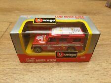 Burago 1:43 Land Rover Aziza New In Box