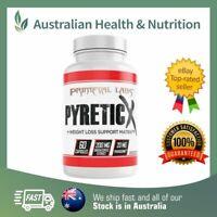 PRIMEVAL LABS PYRETIC X 60C // POTENT FAT BURNER + FREE SAME DAY POST