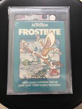 Rare Atari 2600 VGA NIB Frostbite New Video Game