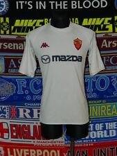 4/5 Roma adults XL 2002 rare away football shirt jersey trikot maglia soccer