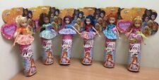 NEW Winx Club Magical Party Bloom Stella Flora Musa Tecna Layla LAST SET NIB