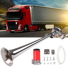 185DB Super Loud Air Horn Compressor Single Trumpet Train Car Truck Boat